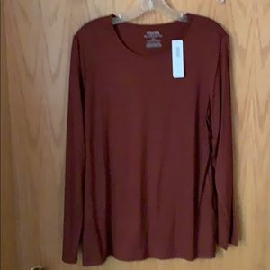 Chico's Ultimate Tee size 2 with tags